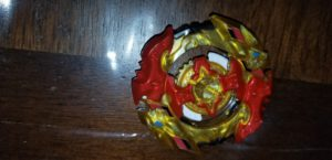 Energy Layer - Parts of a Beyblade